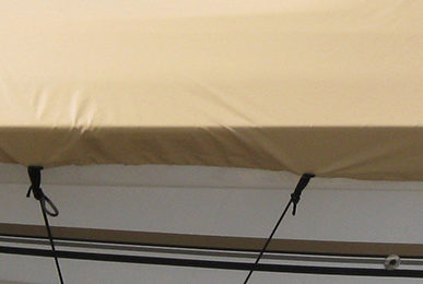 Fitted Boat Tarps Custom Boat Covers Muskegon Awning